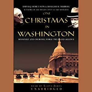 One Christmas in Washington Audiobook