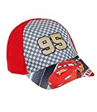 Disney Cars Jungen Cap 2016 Kollektion - rot