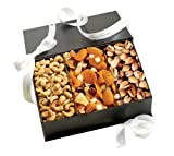 Broadway Basketeers Gourmet Fruit and Nut Gift Basket