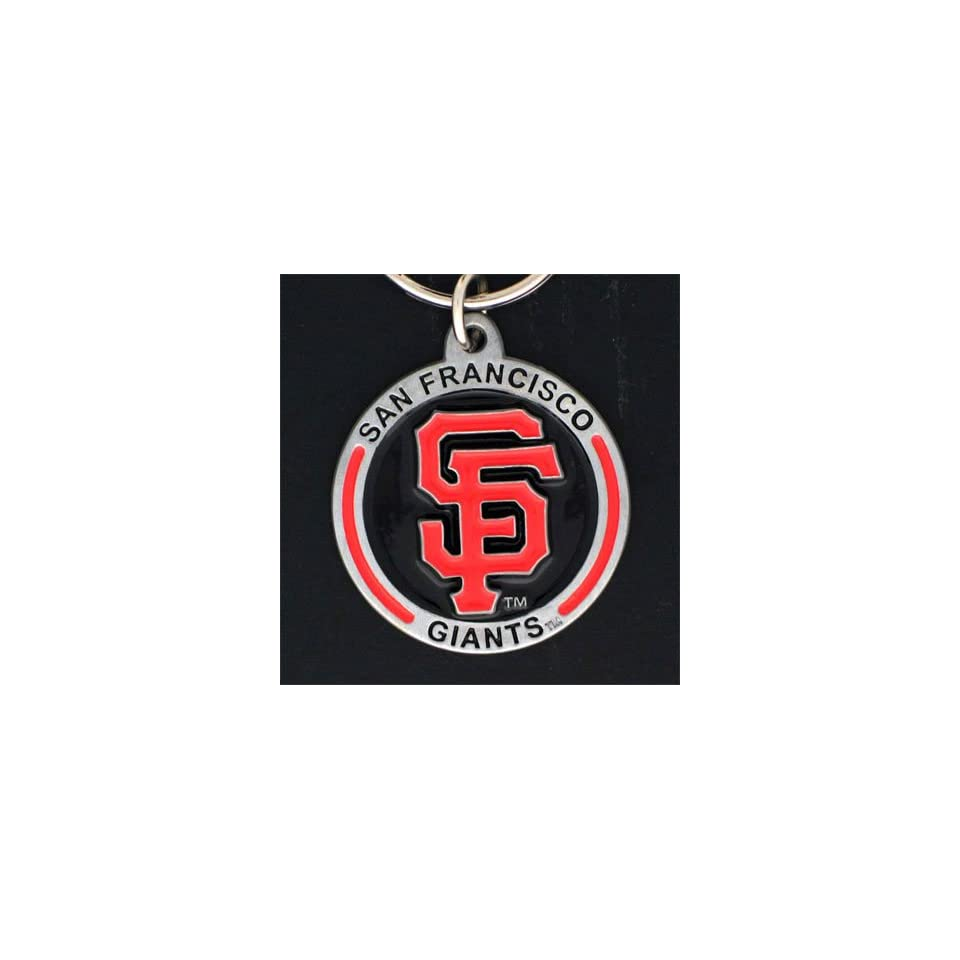 San Francisco Giants Key Ring   MLB Baseball Fan Shop Sports Team Merchandise