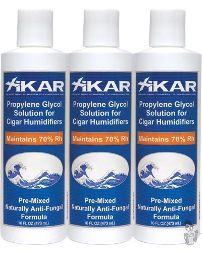 XiKAR 815Xi PG Solution 16 oz Humidor Solution Bottle Use Every Time Formula 3 Pack (Vintage Humidor compare prices)