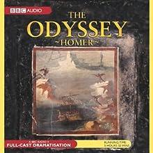 The Odyssey (Dramatized) Radio/TV Program by  Homer, Simon Armitage - dramatisation Narrated by Tim McInnerny, Amanda Redman,  full cast