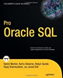 Pro Oracle SQL (Expert's Voice in Oracle)