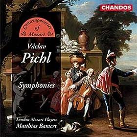 Vaclav Pichl: Symphonies