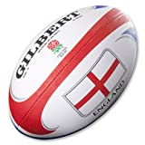 RWC 2011 England Flag Rugby Ball