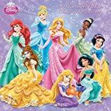 (12x12) Disney Princess - 2014 Calendar