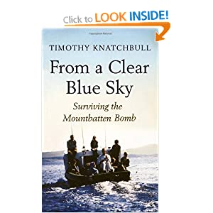 From a Clear Blue Sky - Timothy Knatchbull