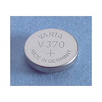 V370 Watch Battery, 1.55v 30 mAh - V370