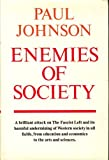 Enemies of society (0689107986) by Johnson, Paul