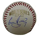 Gregor Blanco Autographed / Signed 2014 World Series Rawlings Official Game Baseball, San Francisco Giants, SF, WS, Proof Photo