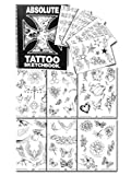 Absolute Tattoo Design Sketchbook