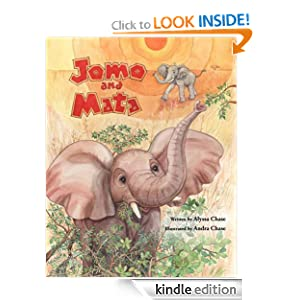Free Kindle Book: JOMO AND MATA Sibling Rivalry Children's Picture Book, by Alyssa Chase, Andra Chase