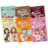 Malory Towers Collection, 6 Books, Books 7 -12, RRP £29.94 (New Term At Malory Towers, Summer Term At Malory Towers, Winter Term At Malory Towers, Fun and Games At Malory Towers, Secrets At Malory Towers, Goodbye Malory Towers) (Malory Towers)