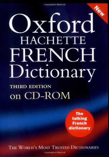 The Oxford-Hachette French Dictionary: Windows