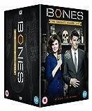 Bones - Season 1-8 [DVD]