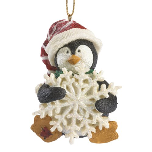 Boyds Resin Ho Penguin Ornament