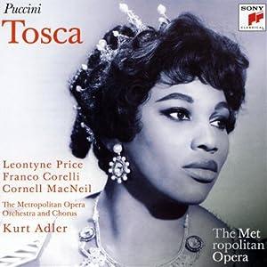 Tosca Met Opera