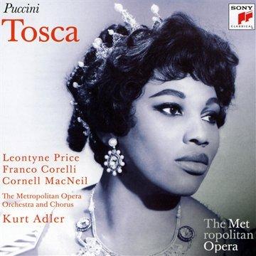 Tosca - Puccini - CD