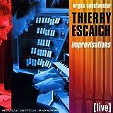 echange, troc  - Improvisations : Organ Spectacular