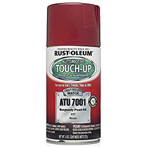 rust oleum atu7001 automotive touch up spray paint for nissan 227 g. Black Bedroom Furniture Sets. Home Design Ideas