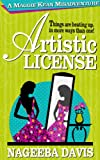 img - for Artistic License (Maggie Kean Misadventures Book 2) book / textbook / text book
