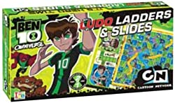 I-Toys Ben 10 Omniverse Ludo and Slides and Ladders