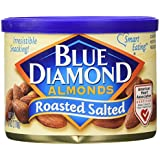 Blue Diamond 02970 6 Oz. Roasted Salted Almond Nuts (Pack of 1)