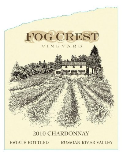 2010 Fog Crest Estate Chardonnay 750 Ml