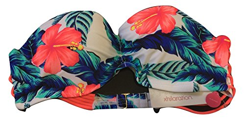 xhilaration-womens-floral-mixmatch-1-piece-push-up-bikini-top-swim-top-large
