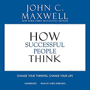 How Successful People Think Hörbuch