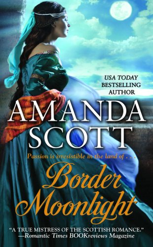 Border Moonlight, Amanda Scott