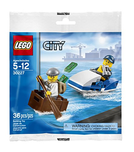LEGO City: Police Watercraft Set 30227 (Bagged)