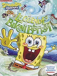 Amazon.com: Spongebob - Le Leggende Di Bikini Bottom: animazione