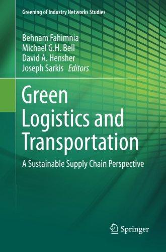 Green logistics study