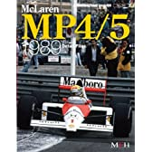 McLaren MP4/5 1989 featuring Detail Files ( Joe Honda Racing Pictorial series by HIRO No.30) (ジョーホンダ写真集byヒロ)