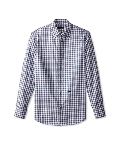DSQUARED2 Men's Slim Fit Check Shirt