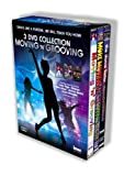 Moving N Grooving Triple DVD Box Set - Dance Like a Popstar - Featuring original music from Lady Gaga, Kylie, Girls Aloud, Britney Spears and S Club 7