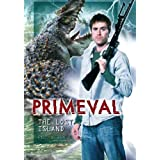 Primeval The Lost Islandby Paul Kearney