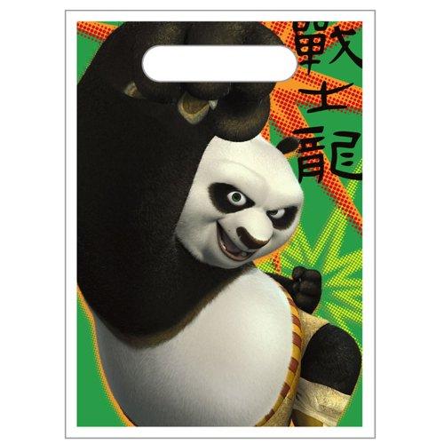 Kung Fu Panda '2' Favor Bags (8ct)