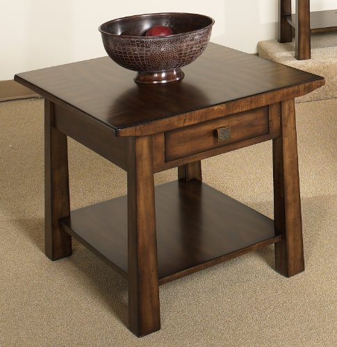 Cheap Somerton Home Furnishings 425-02 – Dakota Occasional End Table (B003XUVOE0)