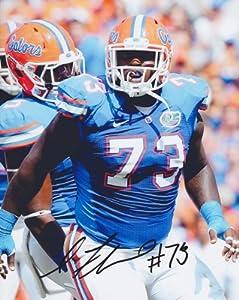 Sharrif Floyd Autographed Hand Signed Florida Gators 8x10 Photo - Minnesota Vikings by Real Deal Memorabilia