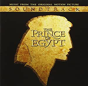The Prince of Egypt-Music From The Original Motion Picture Soundtrack