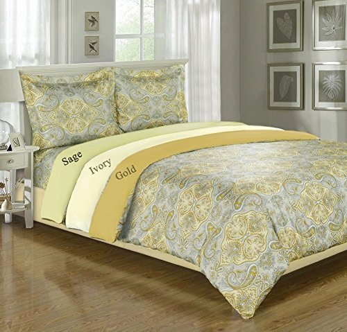 Gold Duvet Covers
