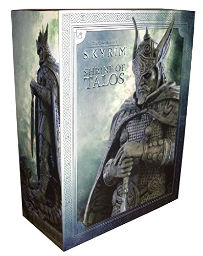 Gaming Heads The Elder Scrolls Shrine Series: The Shrine of Talos Statue