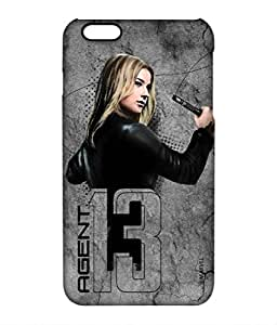 Block Print Company Agent 13 Phone Cover for iPhone 6 Plus
