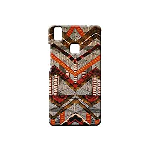 G-STAR Designer Printed Back case cover for VIVO V3 - G0709
