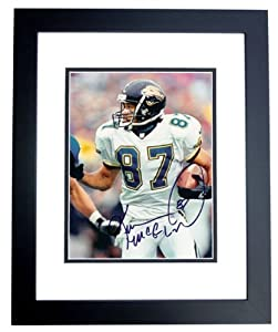 Keenan McCardell Autographed Hand Signed Jacksonville Jaguars 8x10 Photo - BLACK... by Real Deal Memorabilia
