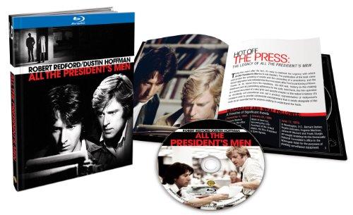 Tutti gli uomini del presidente(digibook) [Blu-ray] [IT Import]