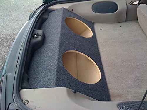 93-02 Pontiac Firebird- Custom Sub Enclosure Subwoofer Box - 2 12