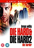 Die Hard/Die Hard 2 - Die Harder [DVD]